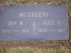 Eleanor Alice <i>Richards</i> McCreery