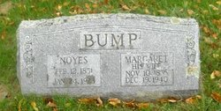 Margaret <i>Fisher</i> Bump