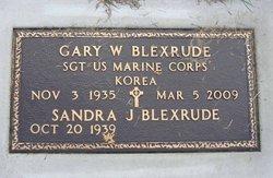 Gary W Blexrude