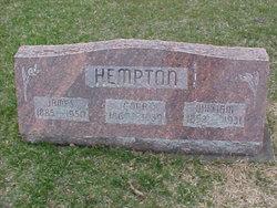 Cora S <i>Barker</i> Hempton