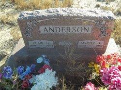 Clair O. Anderson