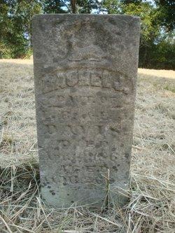 Rachel J Davis