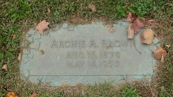 Archie Alexander Brown