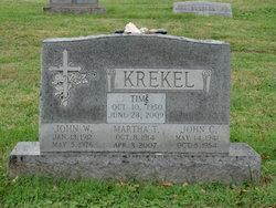 Tim Krekel
