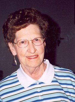 June Allene <i>Wirey</i> Patterson