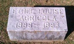 Ethel Louise Agricola