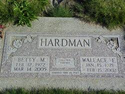 Betty Marie <i>Emele</i> Hardman
