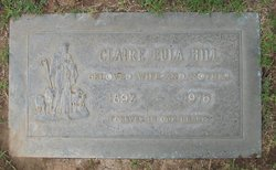 Claire Eula <i>Young</i> Hill