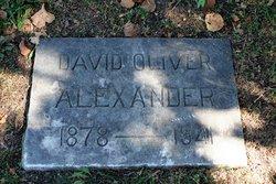 David Oliver Alexander