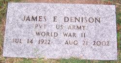 James E. Denison