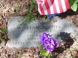 William Curtis Pope, Jr
