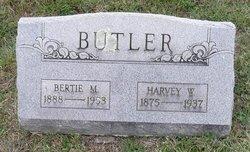 Bertie M Butler