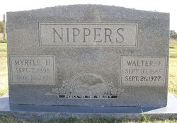 Walter Franklin Nippers
