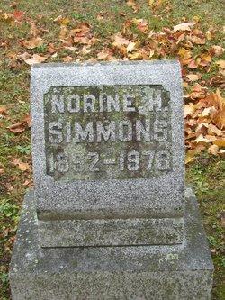 Norine Hogle Simmons