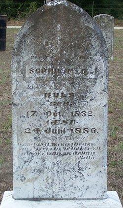 Sophie Maria Dorothea <i>Bertels</i> Buls