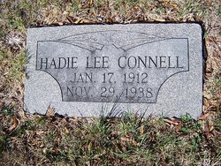 Hadie Lee Connell