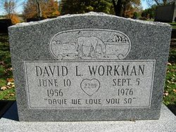 David L Peanut Workman