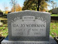 Ida Jo <i>Northam</i> Workman