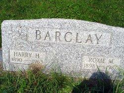 Harry Homer Barclay
