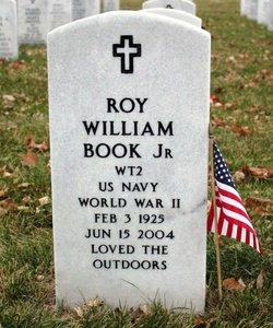 Roy William Book, Jr