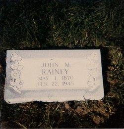John Morgan Rainey
