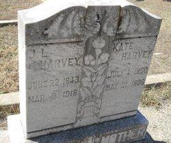 James Lafayette Harvey