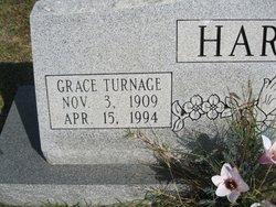 Grace <i>Turnage</i> Harris