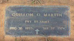 Quillion Oswald Martin