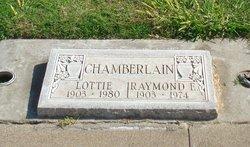 Charlotte Lottie <i>Walter</i> Chamberlain
