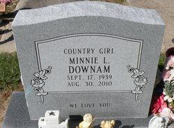 Minnie Lee <i>Spikes</i> Downam