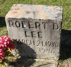 Robert D. Lee