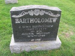 Alberta <i>Hoffman</i> Bartholomew
