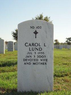 Carol Lavonne <i>Smith</i> Lund