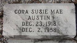 Mrs Cora Sue <i>Burson</i> Austin