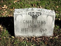 Carrie Elma <i>McPherson</i> Farmer