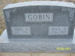 Mack Newton Gobin