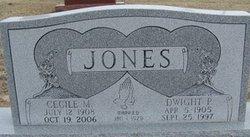 Cecile M. Jones