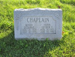 Luther Edward Chaplain, Sr