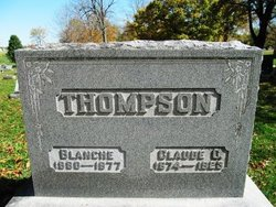 Blanche Minnie <i>Bussell</i> Thompson