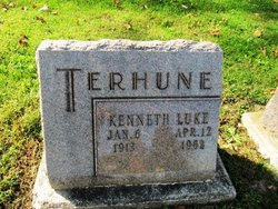 Kenneth Luke Terhune