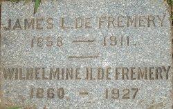 James Leon De Fremery