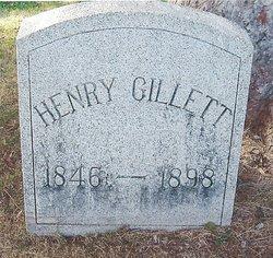 Henry William Gillette