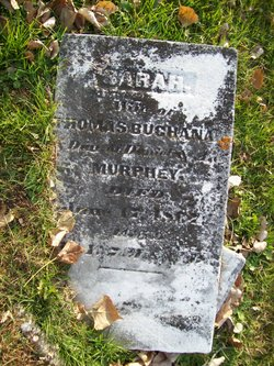 Sarah <i>Murphy</i> Buchanan