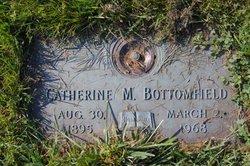 Catherine Mae <i>Shubert</i> Bottomfield