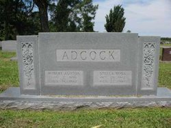 Robert Ashton Adcock