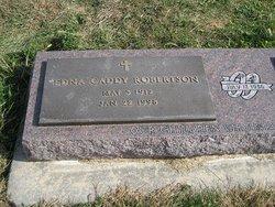 Edna Mae <i>Caddy</i> Robertson