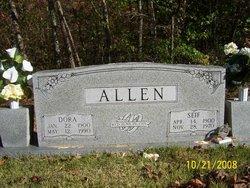 Dora <i>Baker</i> Allen