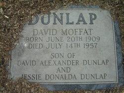 David Moffat Dunlap