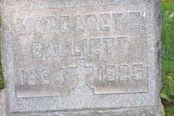 Margarete Balliett