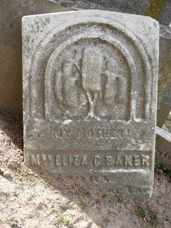 Eliza <i>Gamble</i> Baker